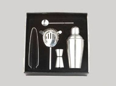 cocktail shaker set/barware set