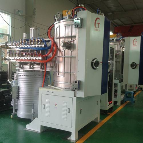 Guotai ZZS series Zinc Coating Machine UV Coating For Glass Heat Transparent Insulation Glass Coatin