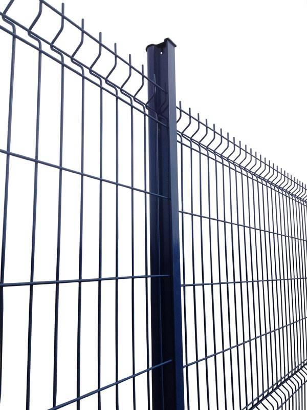 hot dip galvanized wire mesh fence