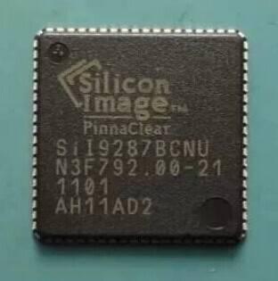 SIL9287BCNU -TR SILICON IMAGE IC