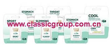 Fresh Breath Edible Diet Strips OEM Manufacturer