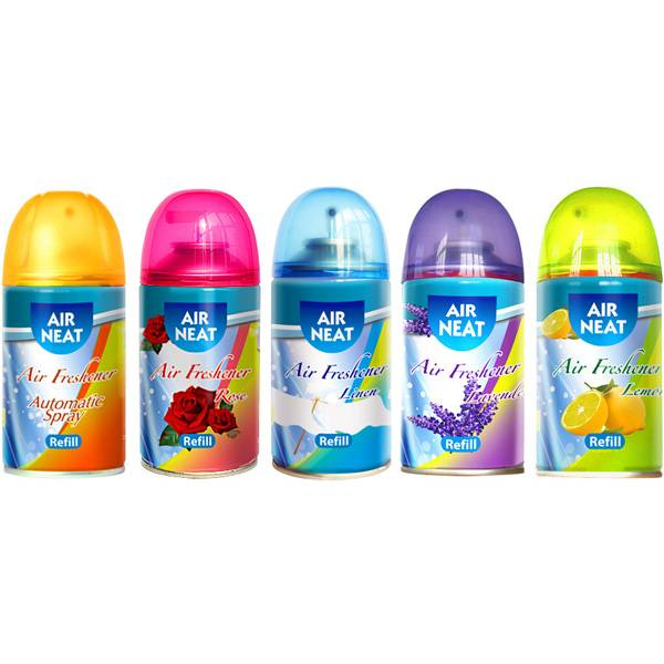 250ml automatic spray air freshener refills
