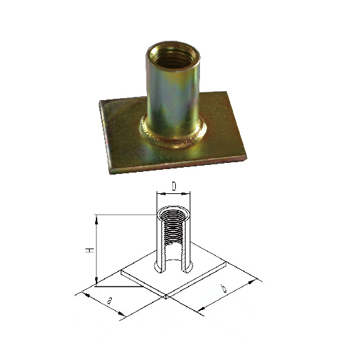 Flat Lifting Socket