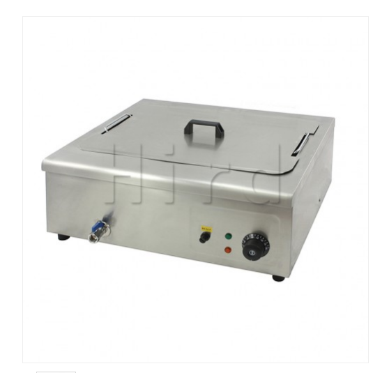 Electric fryer with CE