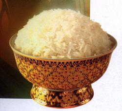 Thai Polished Rice Exporter