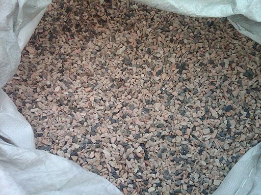 Refractory grade bauxite SNR80