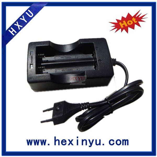 4.2V 18650 18700 Lithium batteries charger and car charger(one slot)