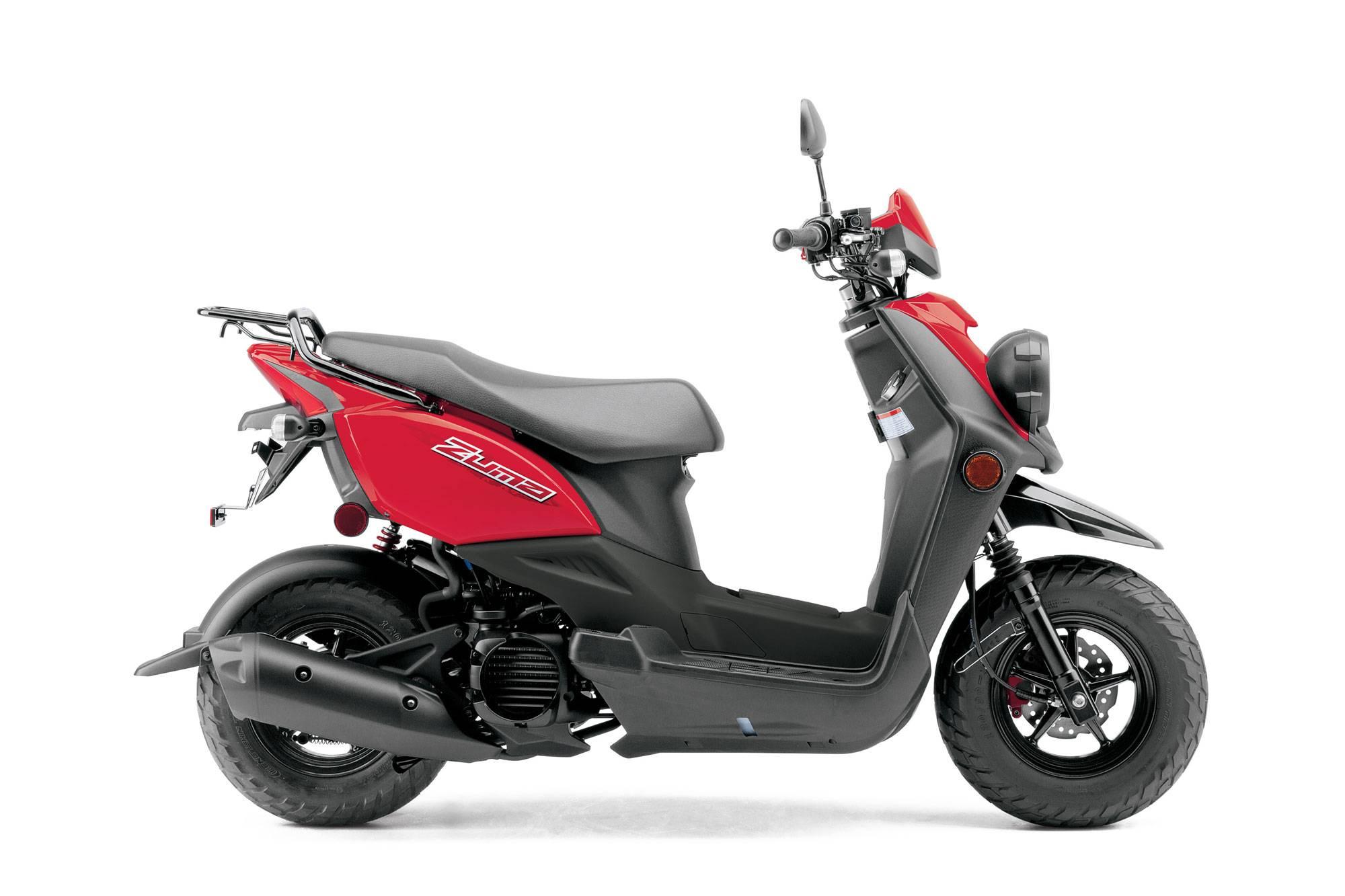 YAMAHA 2013 Zuma 50F Scooter Motorcycle
