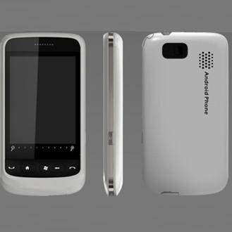 I900 Andriod 2.2 Mobile phone with Wifi GPS Dual sim cards dual standby