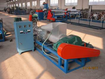 EPE RECYCLING MACHINE