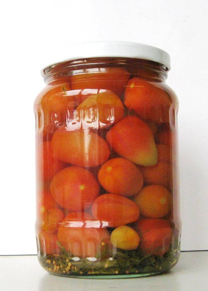 Pickled Tomato