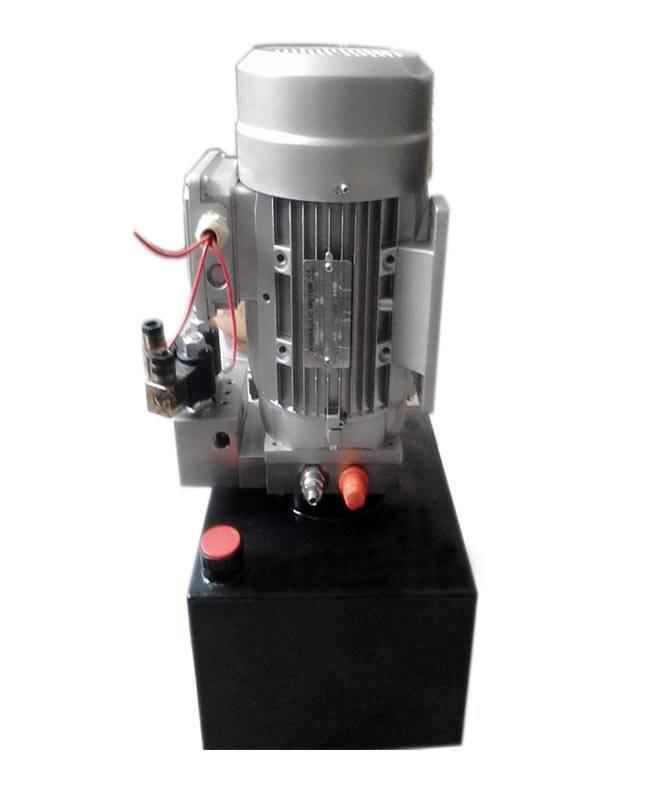 Power unit for size scissor car