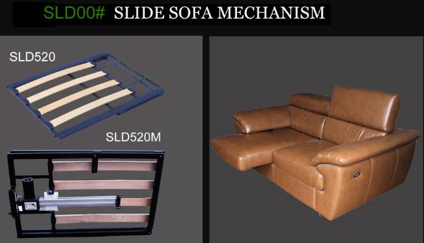 SOFA LOUNGE MECHANISM