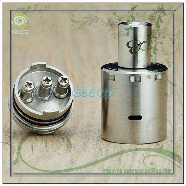 Geeco Promotion! 2014 key clone atomizer good quality tree of life elm clone