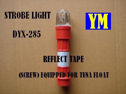 Strobe light - Model : DYX-285 (LED lamp)