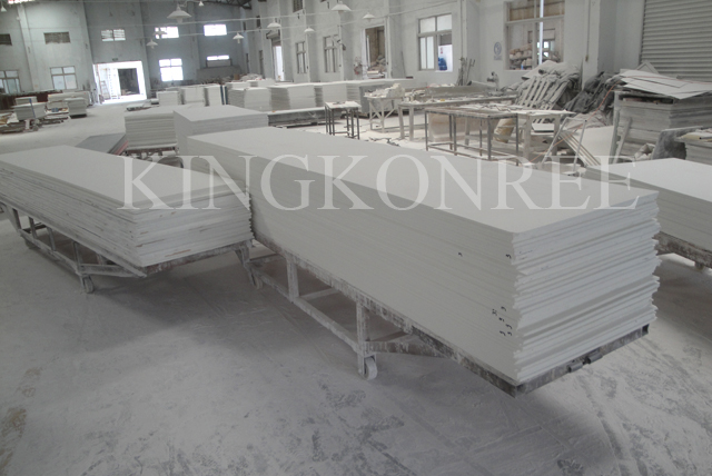 lg solid surface sheet from KKR