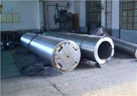 Coupling Cylinder Forging used for rolling mill spare part