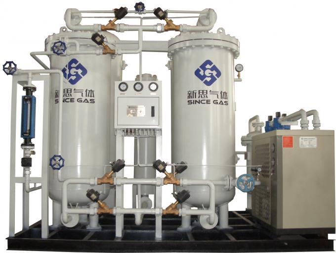 Automobile / Battery / Heat Treatment Regenerative Desiccant Dryers Nitrogen System