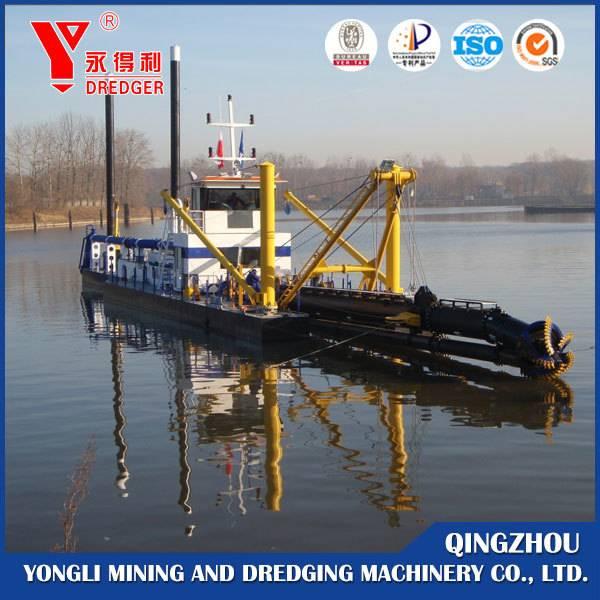 YongLi trailing suction hopper dredger