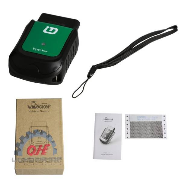 V8.3 VPECKER Easydiag Wireless OBDII Full Diagnostic Tool With DPF RESET Special Function Free Shipp