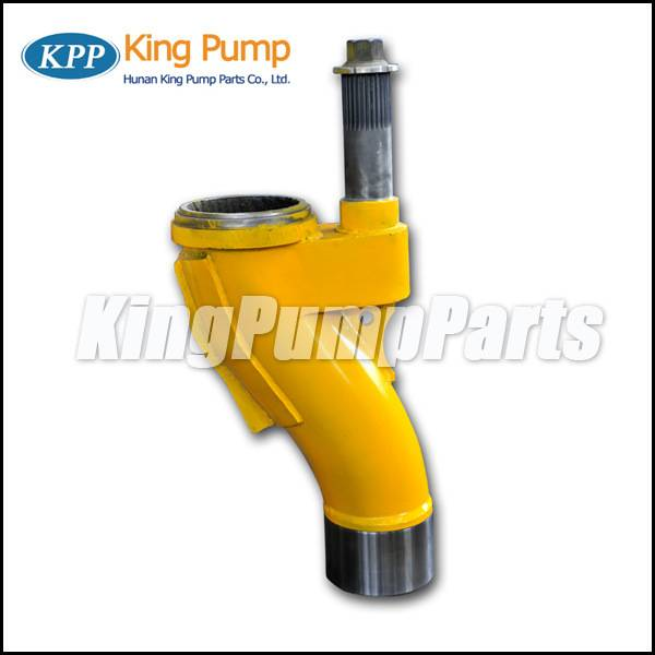 Putzmeister S2015 S Pipe