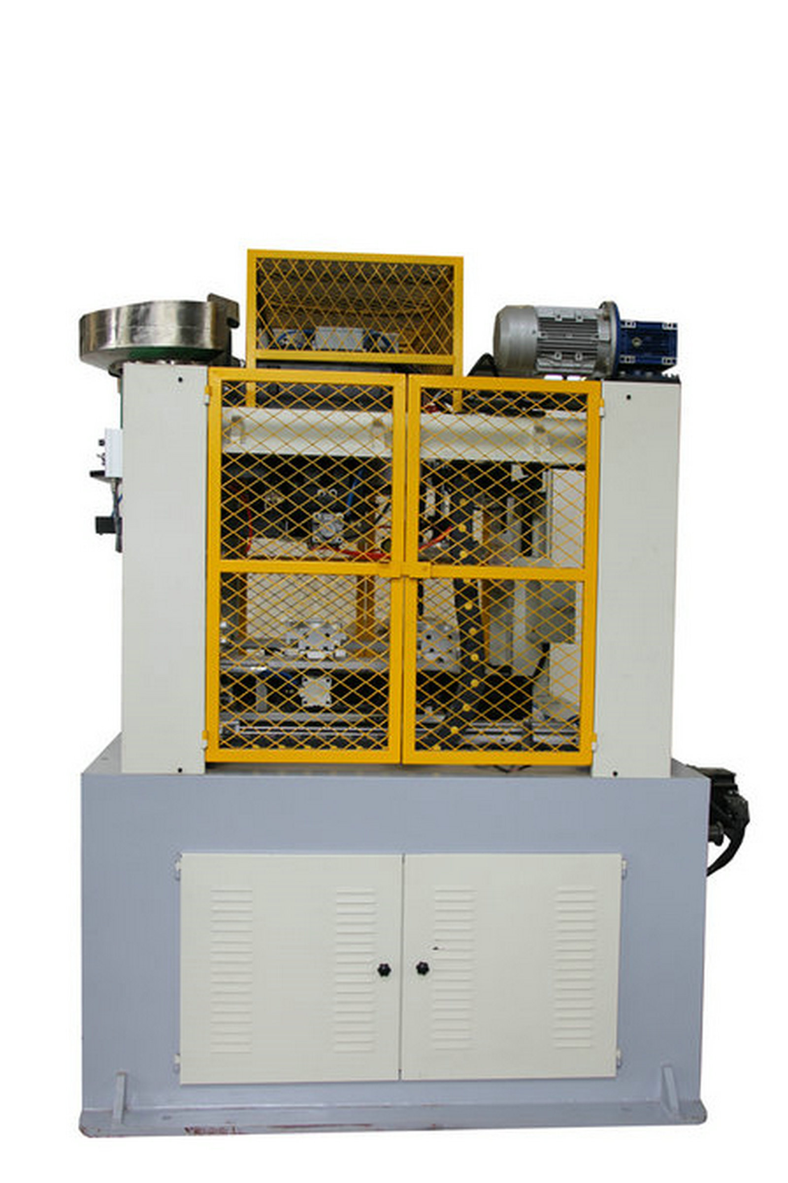 ZSDN50P automatic tin pail can ear spot welding machine