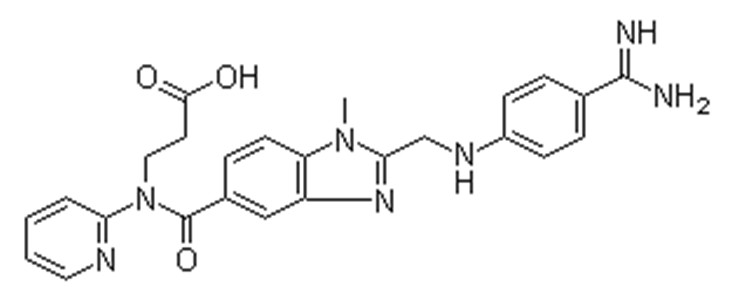 Dabigatran intermediates