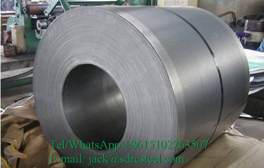 SPCC DC01 Cold Rolled Steel Coil