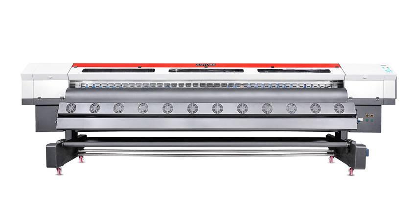 SAITU 3.2M Double Epson DX5 Head LED UV Printer