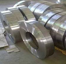 Forged ring steel