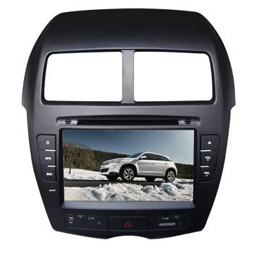 Citroen C4 Aircross Car digital screen Monitor dvd navigation
