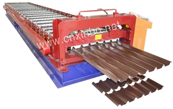 Metal Wall Panel Board Forming Machine