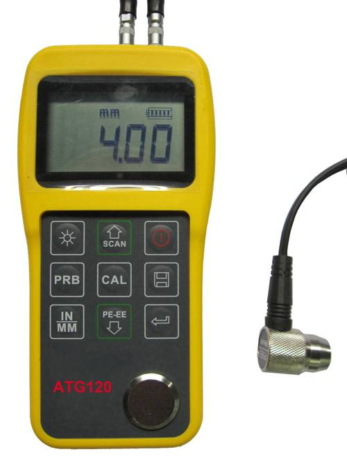 ATG120 Ultrasonic Thickness Gauge