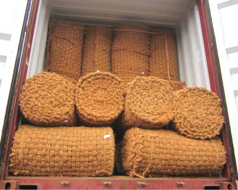 coconut fiber modern mat/COIR MAT/COIR NET/COCONUT FIBER