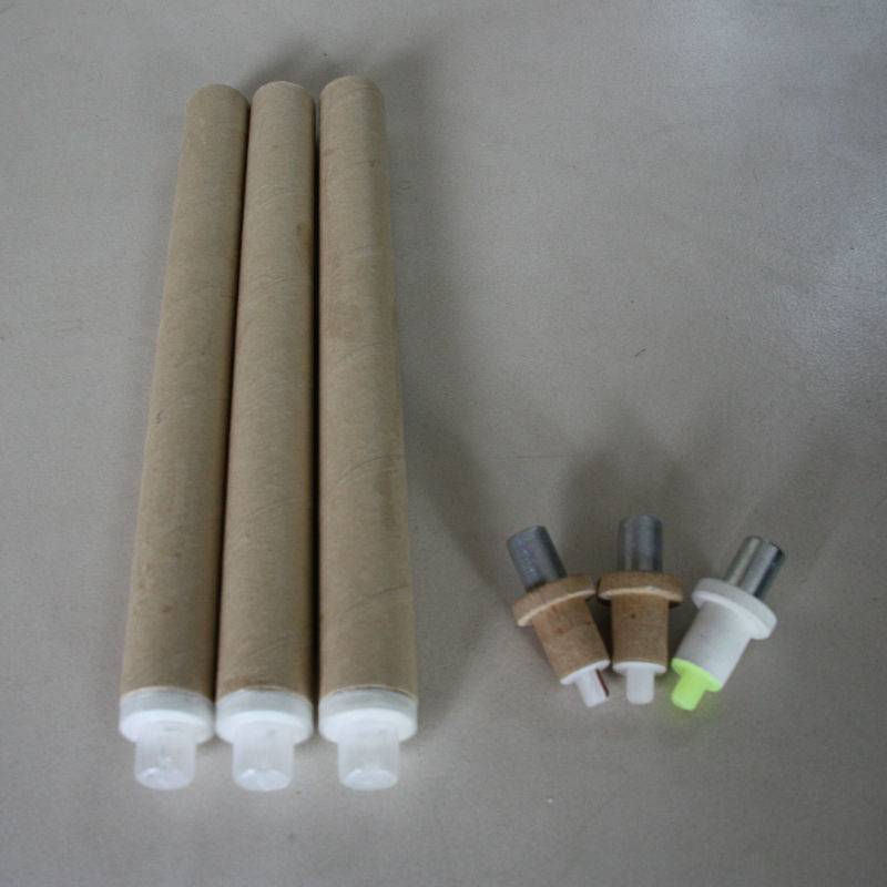 disposable immersion thermocouple tips