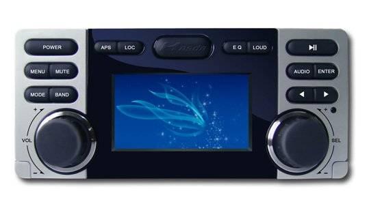 Receptor marítimo à prova d´água com DVD/CD/USB / controle CeNET
