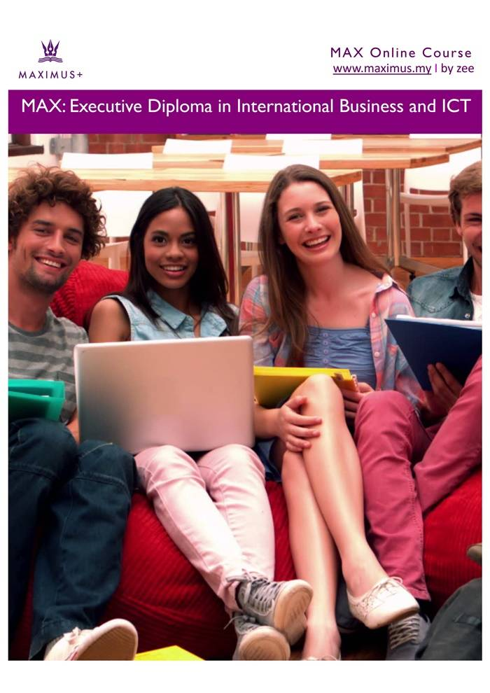 MAX Executive Diploma in International Business and ICT