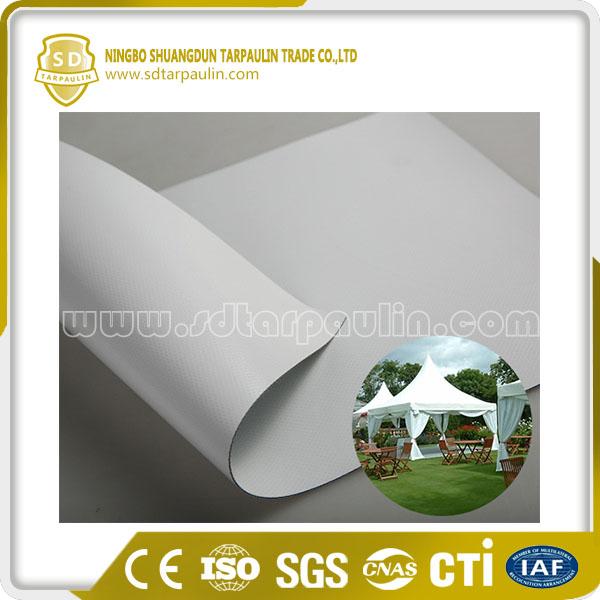 Anti-fungus Custom Size PVC Coated Fabric