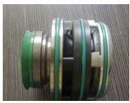 Hydraulic Seals, PTFE Mechanical Seal, Carbide/Silicon Carbide Seal Ring