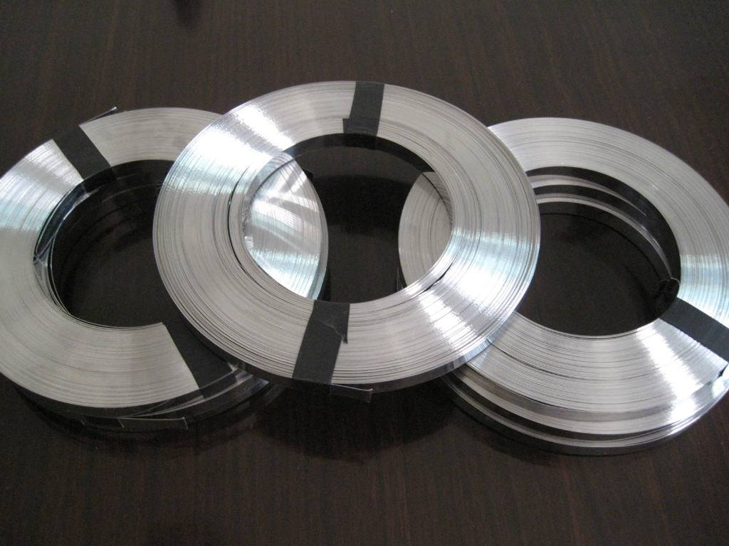 301 Cold Rolled Stainless Steel Belt/Narrow Band