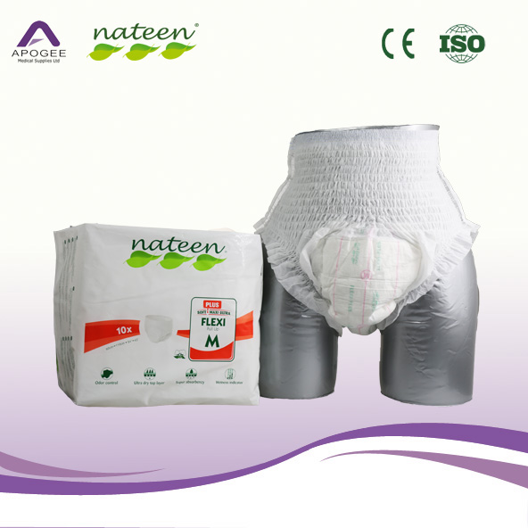 Sample Free Adult Diaper Pants Hospital Use