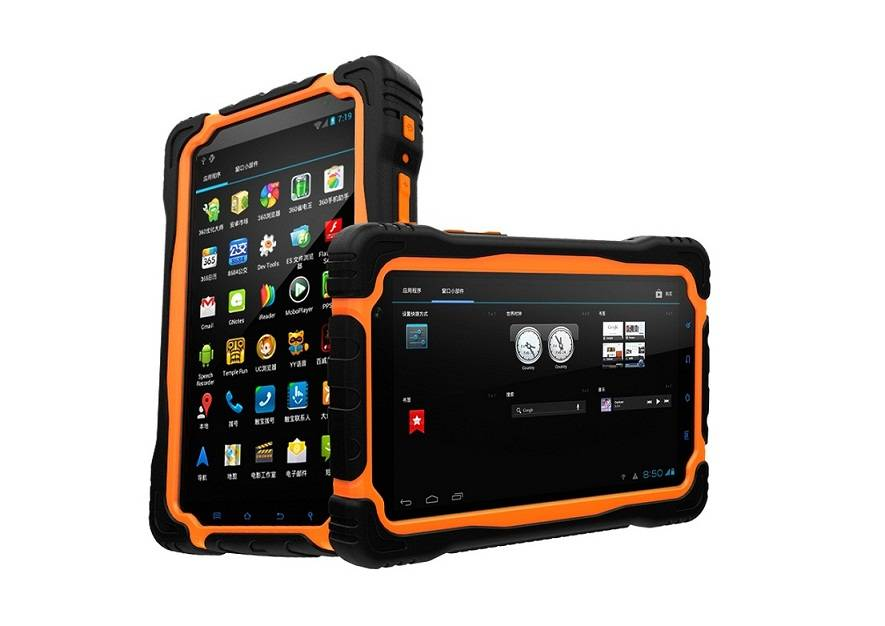 """7""""inch Robusto IP67 3G rugged tablet PC,Taxi cabs Dispatch, telematics,Mobile data terminal,GPS,GPRS"""