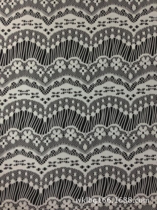 eyelash lace for lady's garments