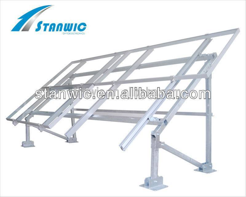 Ground mounting system