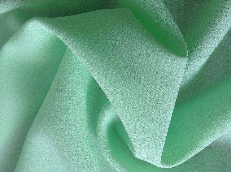 Polyester Spandex 4 Way Stretch Fabric