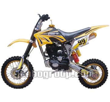 150cc/200cc/250cc Dirt Bike with Improved Rear Swing Arm