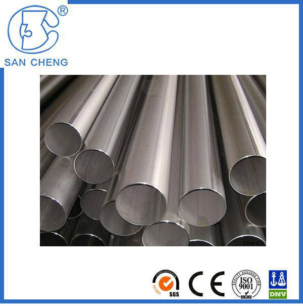 Round Stainless Steel Carbon Steel Seamless Pipe