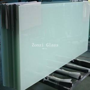 3-19mm Safety Tempered Glass Panel with Good Quality