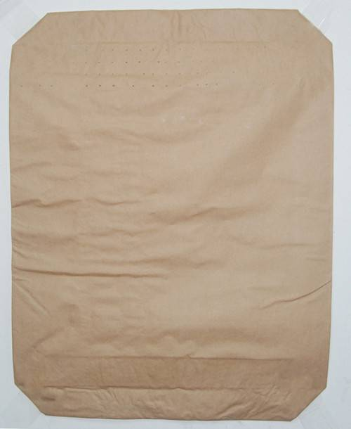 kraft paper cement bags