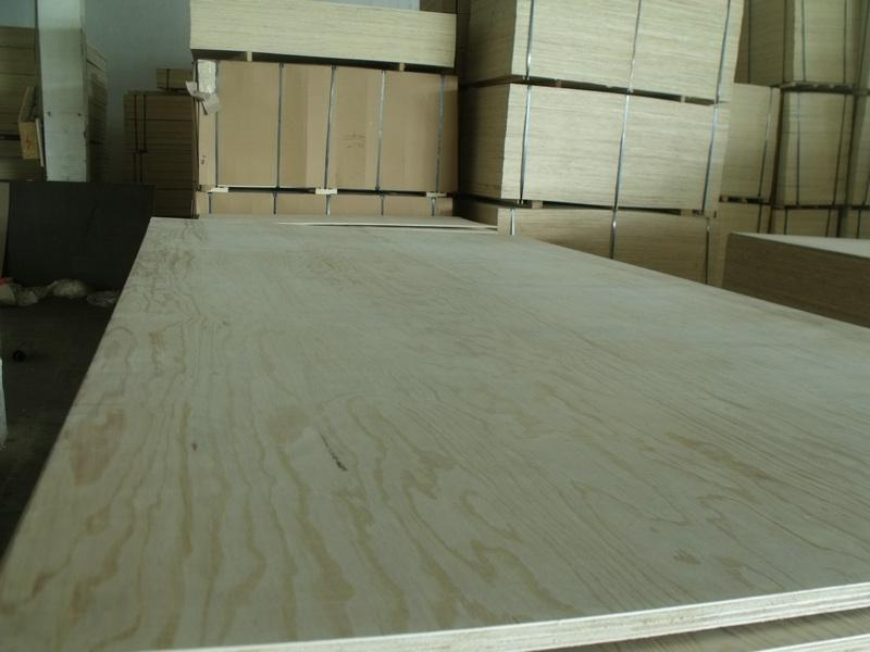 Most popular commercial plywood pine plywood